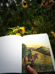 Hobbit_sunflowers