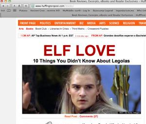 Elf Love