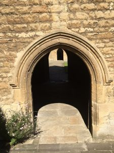 Merton Doorway